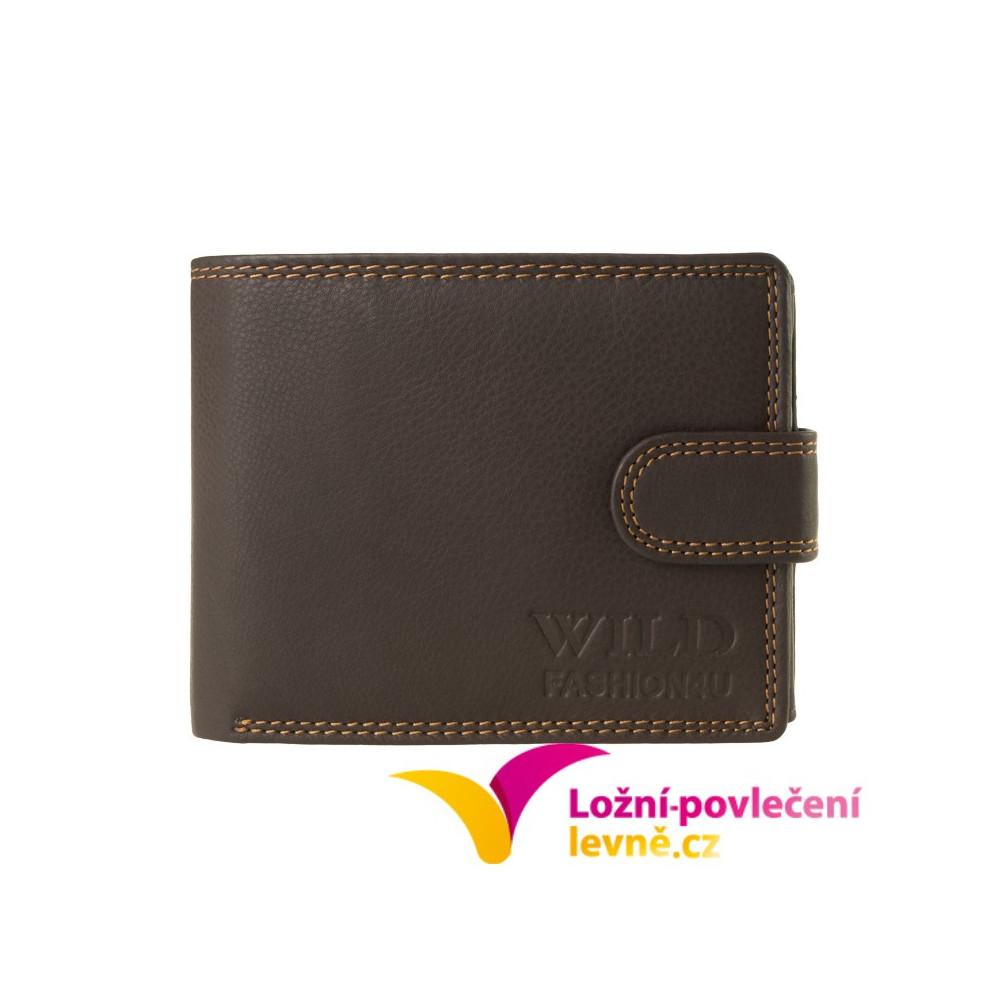 Pánská kožená peněženka - WILD 3