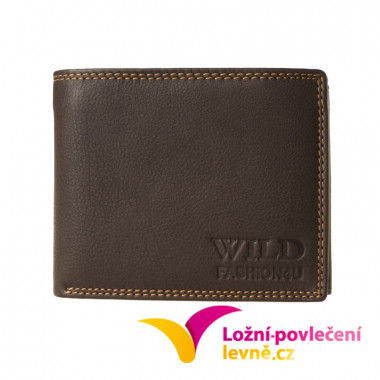 Pánská kožená peněženka - WILD 5