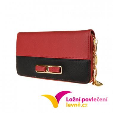 Dámská velká peněženka - ELLA - červená