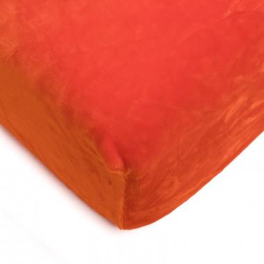 Mikroflanelové prostěradlo 90x200 cm - ORA