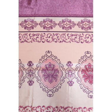 Závěs 145x245 - purple cream