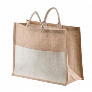 Jutová taška velká