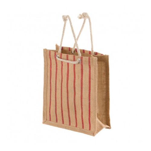 Jutová Taška mala gift bag