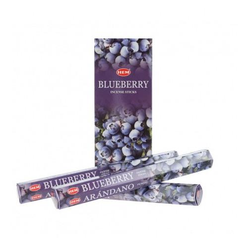 HEM vonné tyčinky Blueberry 45g