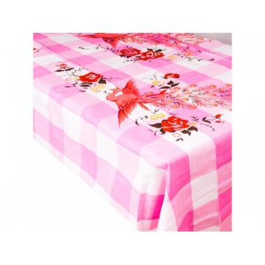 Univerzální textil - ubrus/prostěradlo - růžová,,slevy blek friday