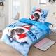 3D povlečení - Vánoční Kočka
