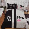 6 - dílné povlečení - Mr & Mrs
