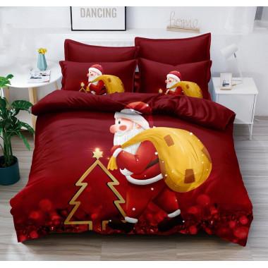 3D povlečení - Santa...