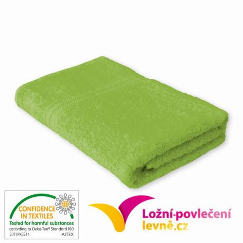 Osuška - zelená
